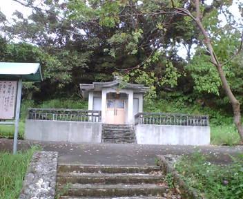 三の郭内にある真壁神宮