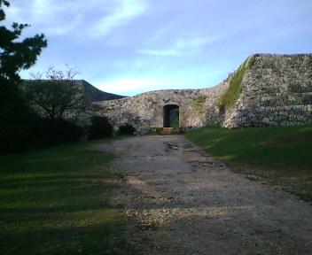 二の郭城門