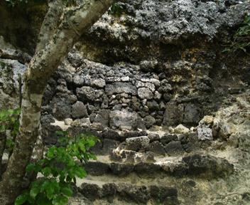 知念按司の墓