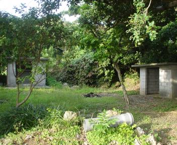 グスク南側の拝所