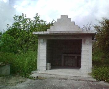 グスクの拝所