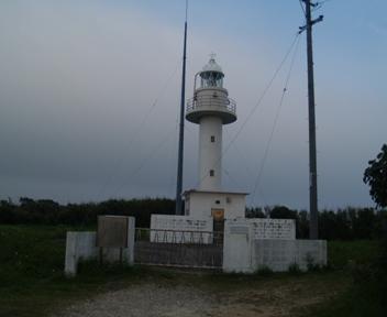 喜屋武崎灯台