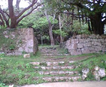城門の一つ